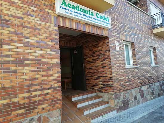 Academia Cedei ValdemorilloAcademia Cedei Valdemorillo